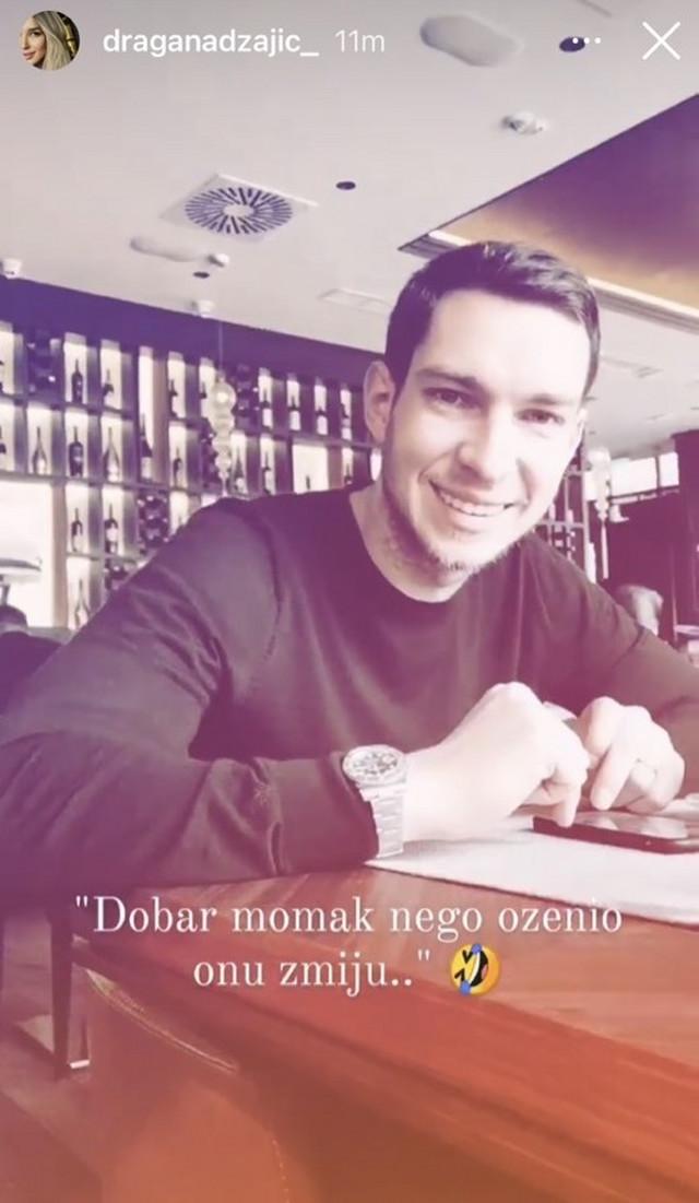Objava Dragane Džajić