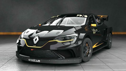Renault Mégane RX – Rallycrosowa bestia skrojona na miarę