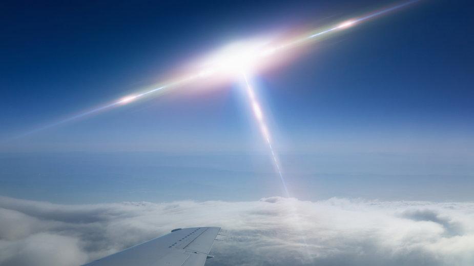 Nad Pakistanem zauważono UFO