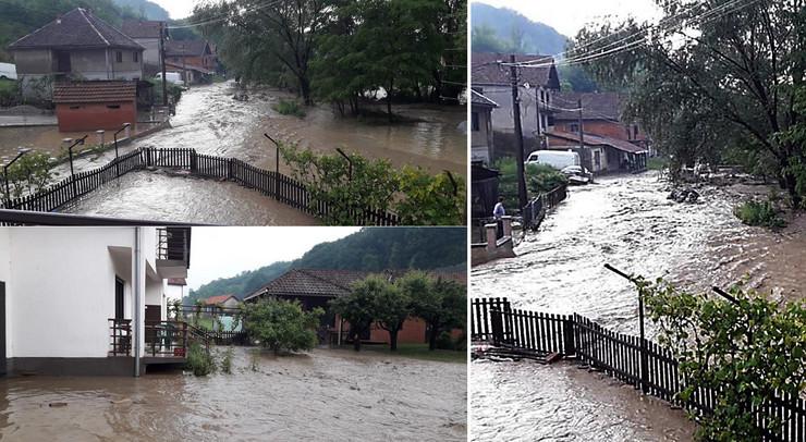 Krupanje poplave, foto M. Cvorivic Gubelic