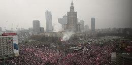 Ależ koniec marszu w Warszawie! Co się stało?