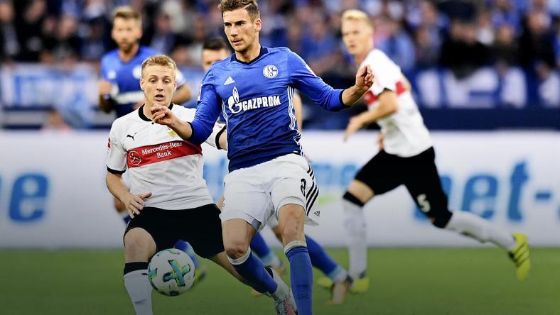 Schalke 04 Gelsenkirchen - VfB Stuttgart