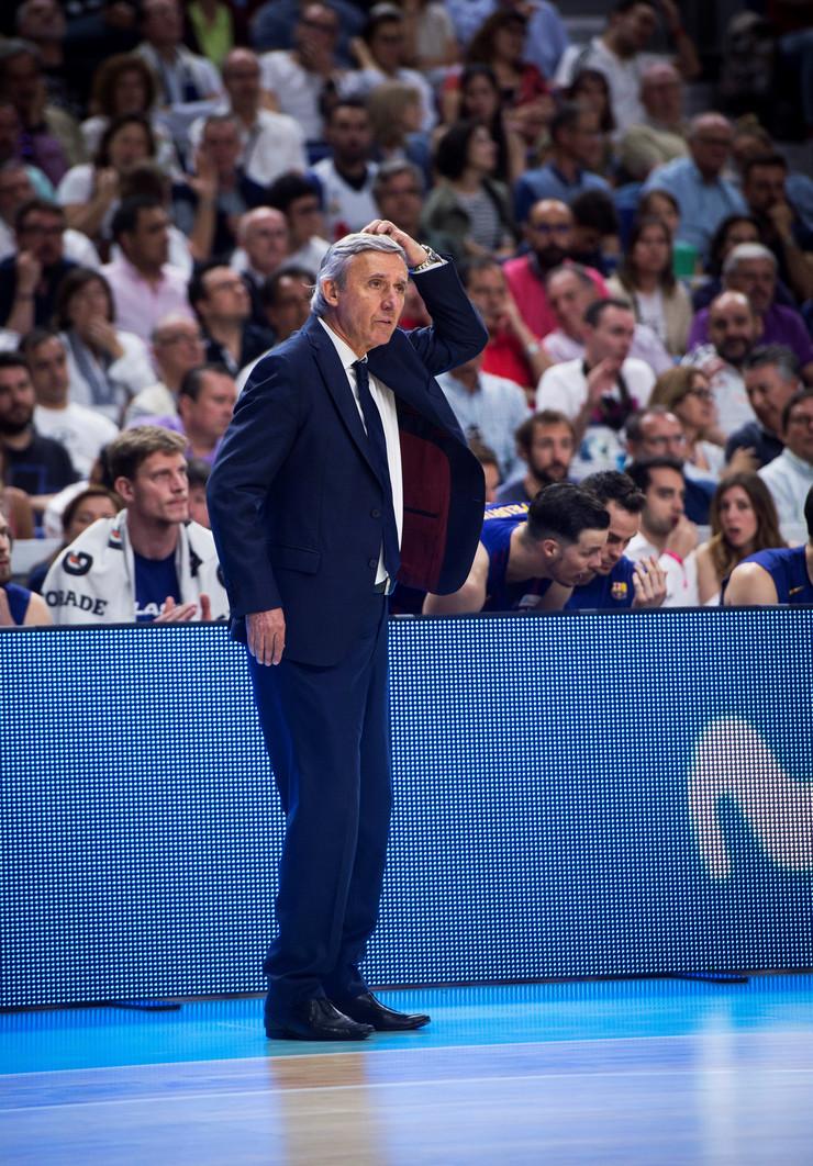 KK Real Madrid, KK Barselona