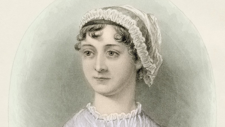 Jane Austen (fot. Ken Welsh / Design Pics)