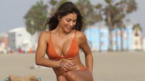 Zniewalająca Arianny Celeste w bikini