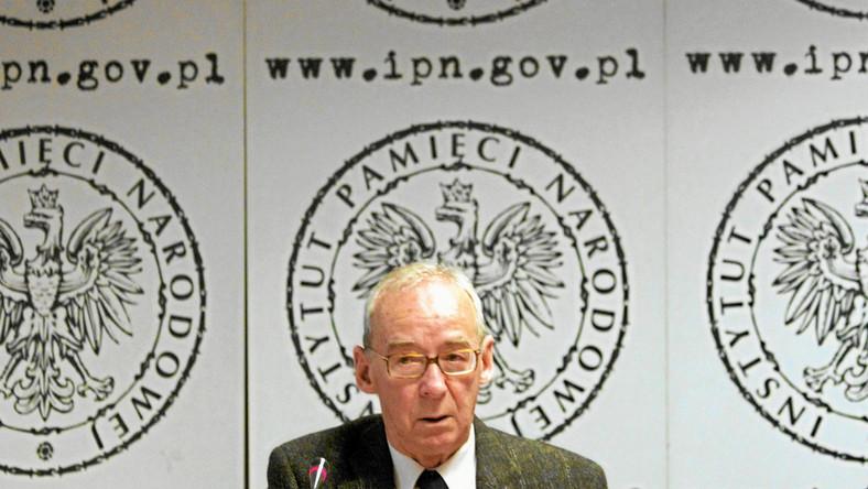 Prof. Andrzej Paczkowski