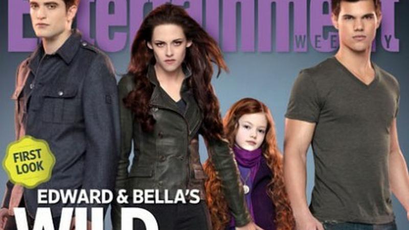 """""""Zmierzch: Przed świtem - część 2"""": zdjęcia Renesmee, córki Belli i Edwarda!"""