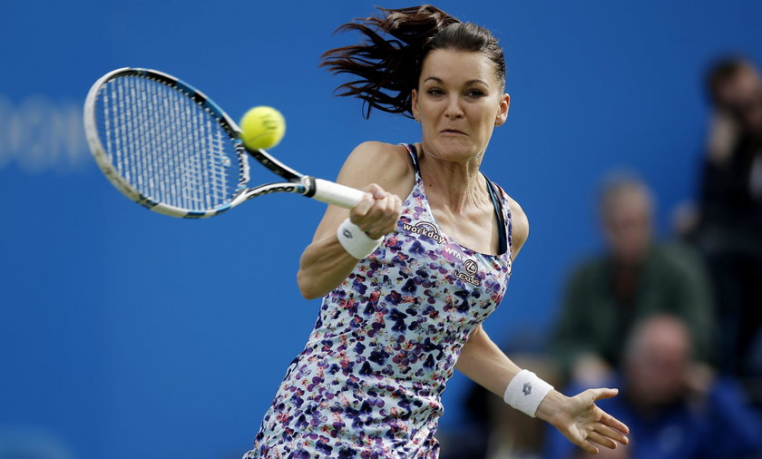 Agnieszka Radwańska przegrała z Coco Vandeweghe na WTA w Birmingham