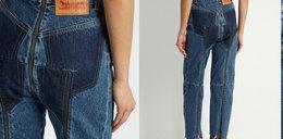 Te jeansy kryją mały sekret. Spodoba się?