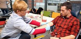W piątek oddaj krew