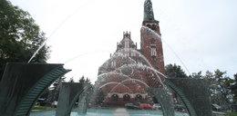 W Szczecinie fontanna poparzyła 2,5-latka