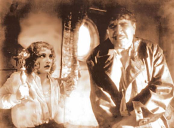 """; """"Valovi strasti"""", drama u kojoj je Ita bila partnerka slavnom ruskom glumcu Vladimiru Gajdarovu"""