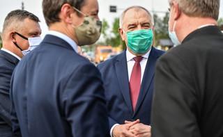 W tym tygodniu Sejm prawdopodobnie zajmie się wnioskiem o odwołanie Sasina