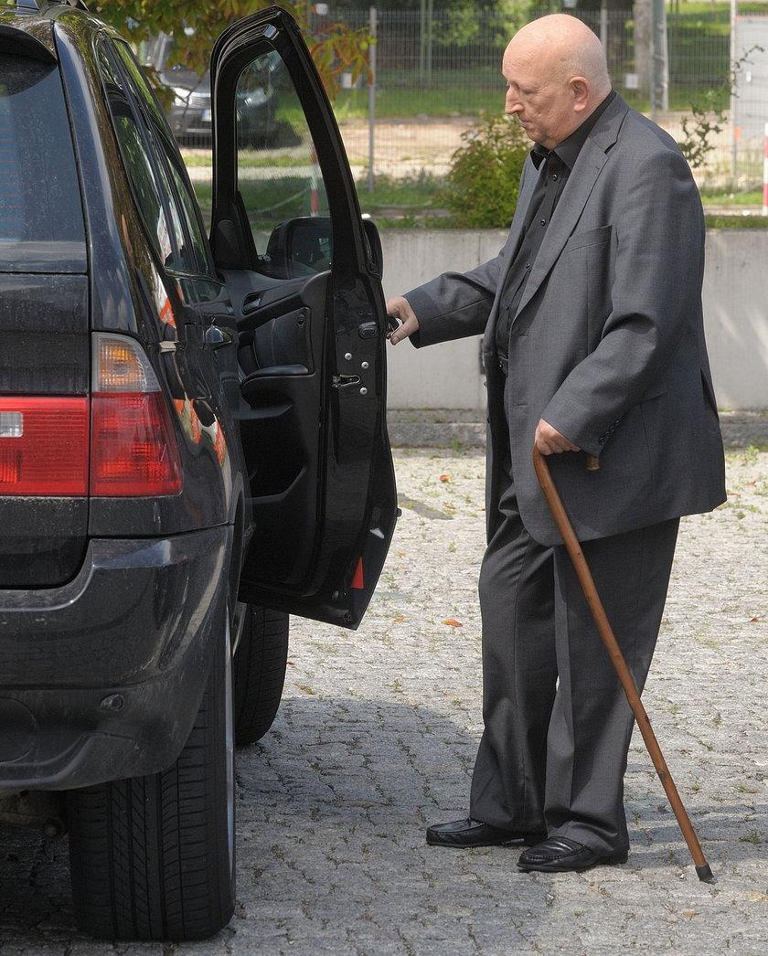 Oleksy planował swój pogrzeb