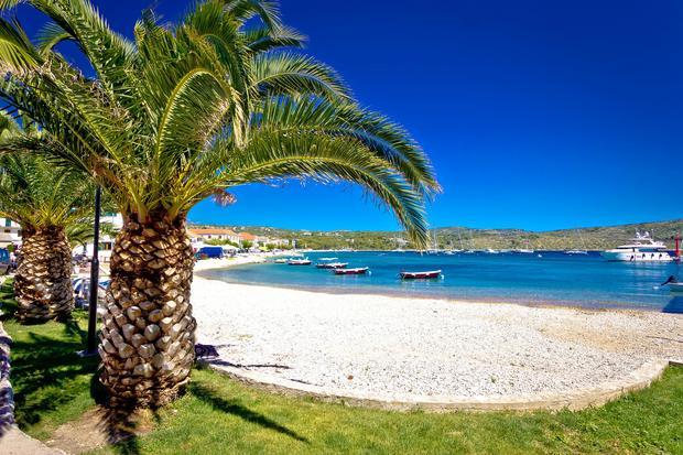 Plaża, Primošten
