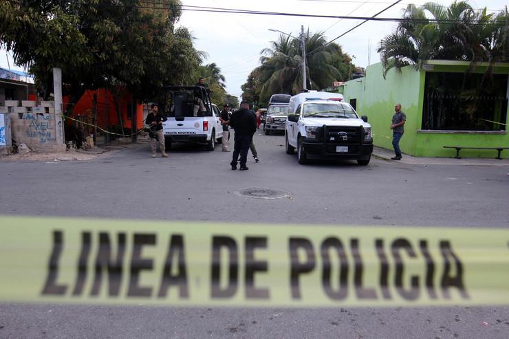 meksiko policija nasilje