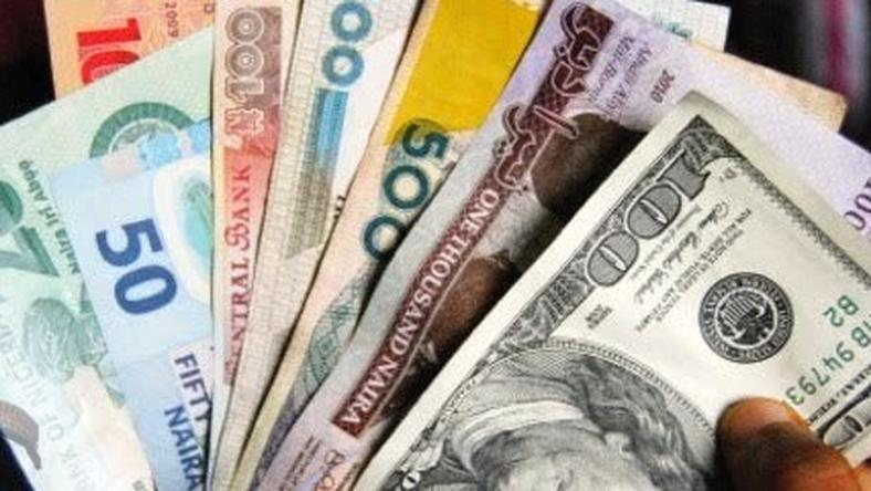 Naira Reciates Against Dollar