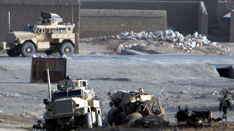 Pięciu Polaków zginęło w Afganistanie