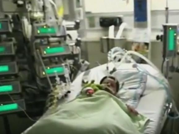 Lekari kažu da srce Džordžije Bouen pokazuje znakove oporavka