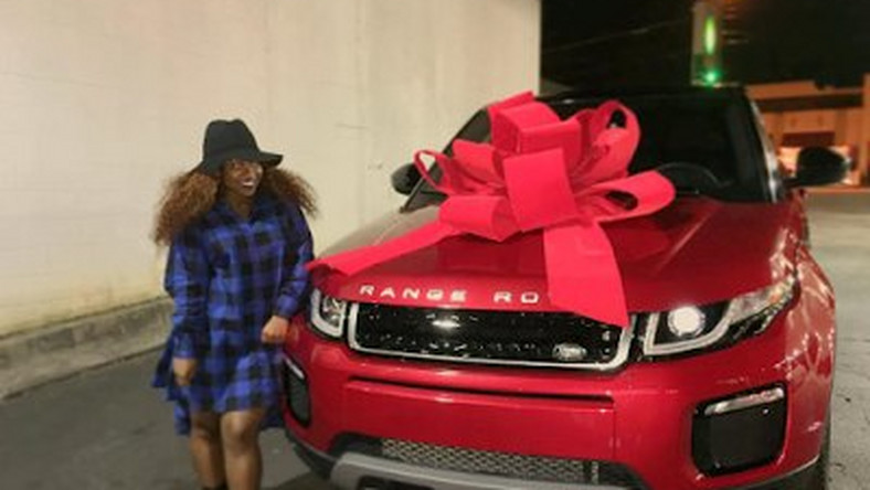 Birthday Gift To His 17 Year Old Daughter The 2016 Range Rover Evoque