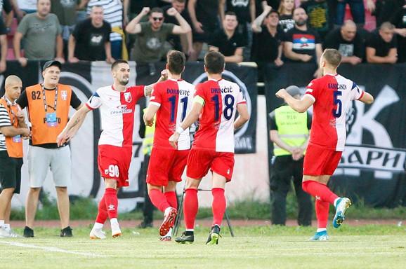 FK Partizan, FK Vojvodina