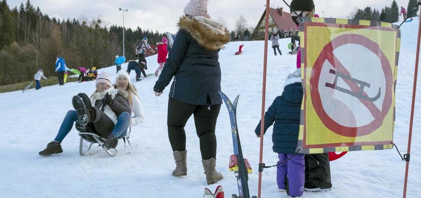 Zamknięte wyciągi i szkółki narciarskie. Tak turyści obchodzą zakazy!