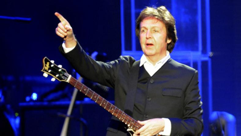 Obama wielbicielem McCartney'a