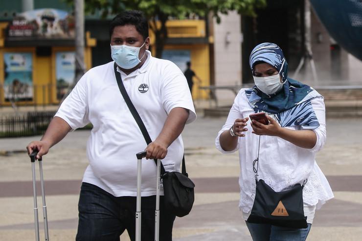 Singapur korona virus