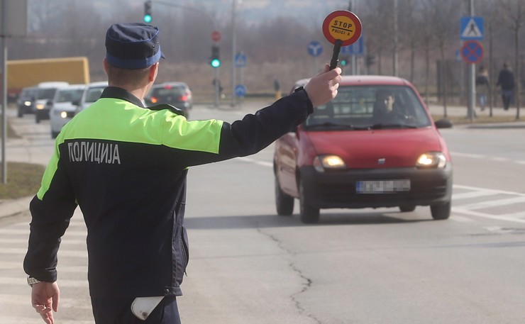 saobracajna policija foto S PASALIC