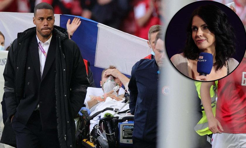 Sylwia Dekiert sugerująca, że Christian Eriksen może nie przeżyć zawału na boisku, spotkała się z ogromną krytyką na Euro 2020.