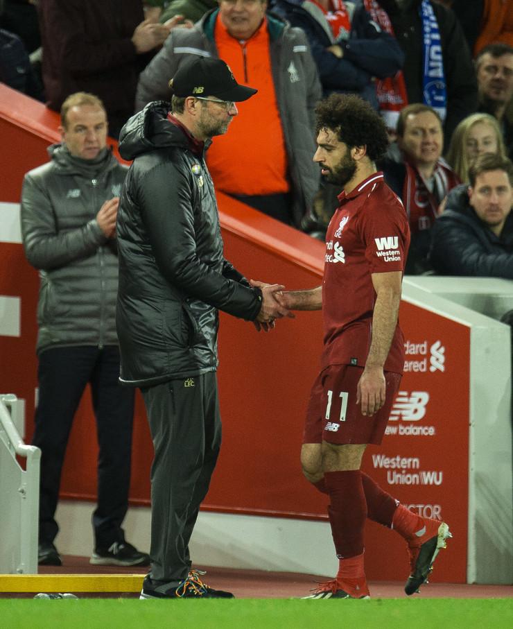Mohamed Salah, Jirgen Klop