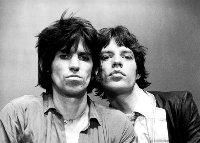 Mick Jagger i Keith Richards, fot. Getty Images/FPM