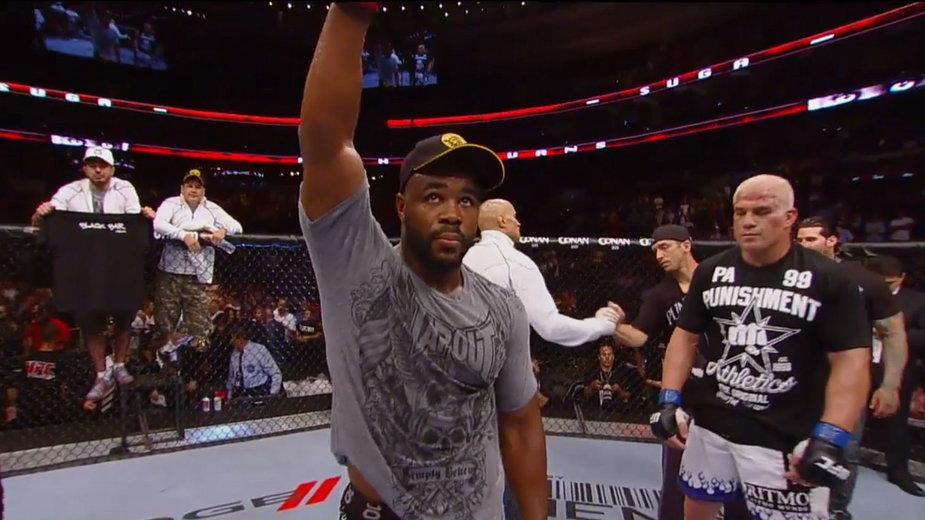Były mistrz UFC, Rashad Evans wraca ze sportowej emerytury