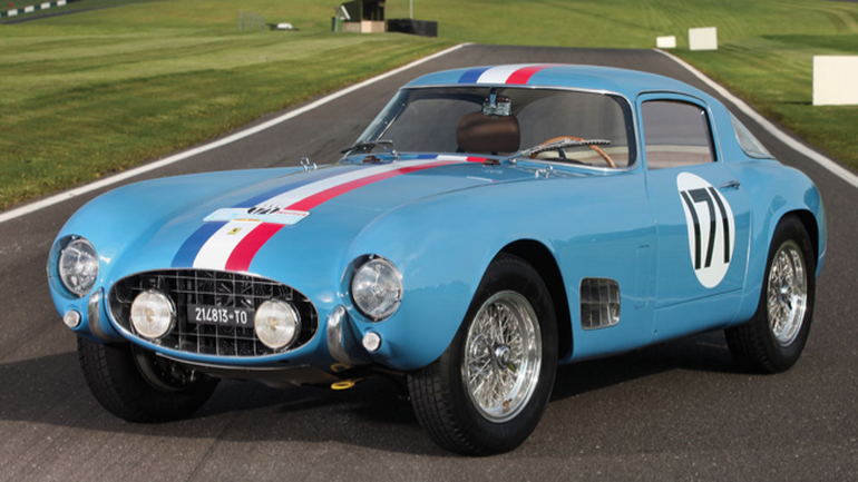 Ferrari 250 GT Berlinetta z 1956 r. Cena – ok. 26 mln zł