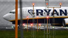 Ryanair odwołał w piątek część połączeń z Włochami, również z polskimi miastami