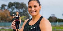 Mistrzyni olimpijska została... lalką Barbie