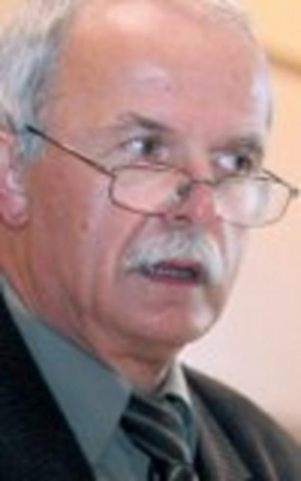 Profesor Filar podkreśla, że istotą dobrego prawa jest to, by ono było egzekwowane i skuteczne. Fot. GP