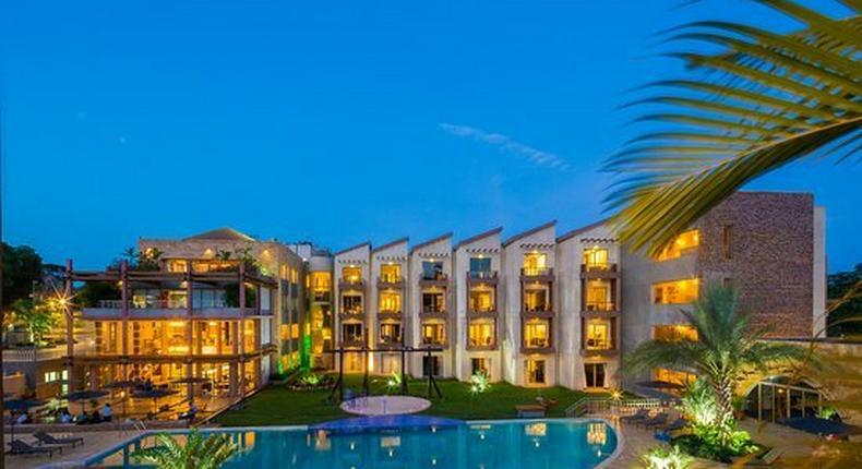 Vacations spots in Ghana