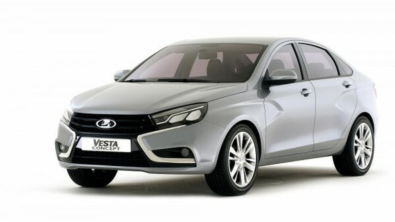 Łada Vesta Concept