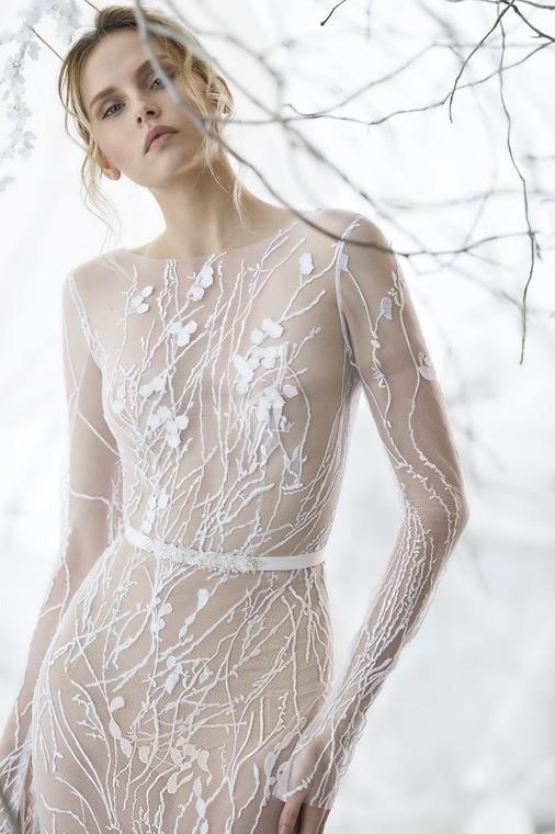 27d5ffa347 Mira Zwillinger  wyjątkowe suknie ślubne - Ślub