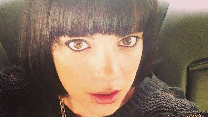 "Lily Allen prezentuje ""Air Balloon"""