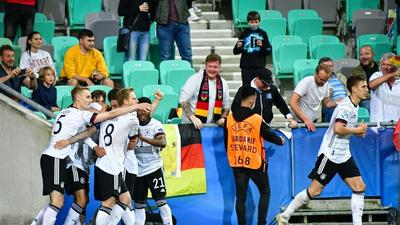 Germany beat Portugal to win Under-21 Euro title