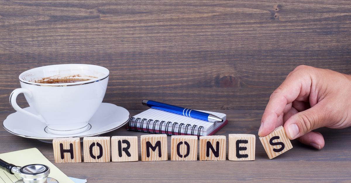 Zapach potu, nadmierna potliwość - to tylko niektóre elementy jakie regulują nasze hormony.