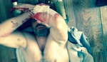 ŠOKANTNI SNIMAK Poznati ruski MMA borac poludeo u zatvoru pa rasekao sebi stomak (VIDEO)
