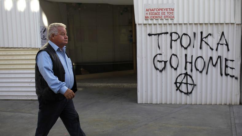 Cypryjski scenariusz powtórzy się w Europie?