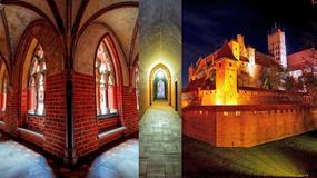 Zakamarki zamku w Malborku - tak mieszkali Krzyżacy