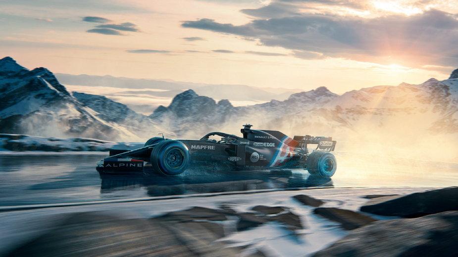 Bolid Alpine F1