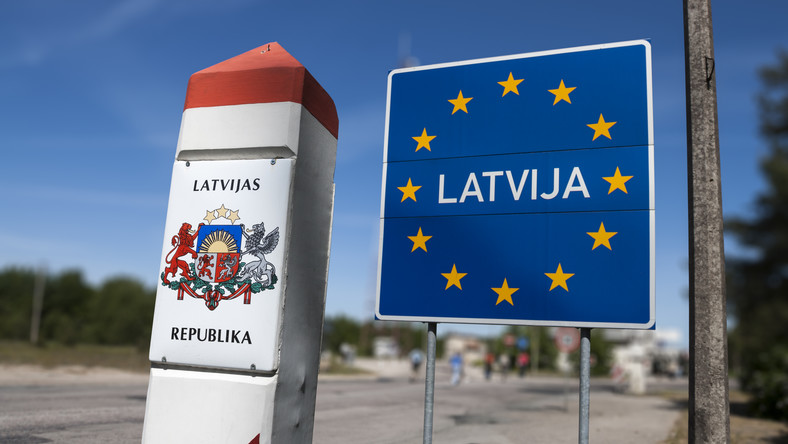 Pierwsze oznaki wojny hybrydowej na Łotwie?