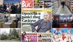 """""""EuroBlic"""" za 27.12. SAZNAJEMO Na tajnom sastanku BITI ILI NE BITI Saveza za promene"""