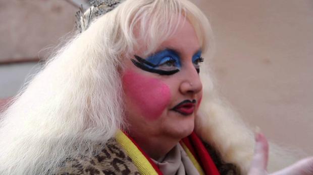 Mónica, La Reina del Raval